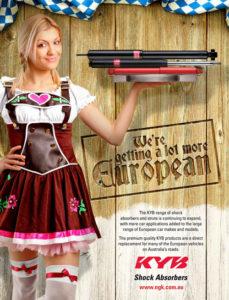 KYB EUROPE